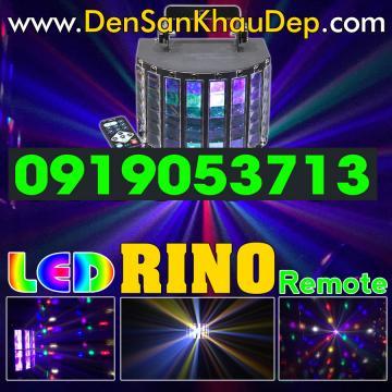 LED Rino 9 sắc màu trang trí phòng hát