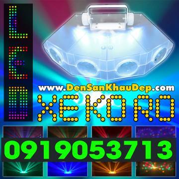 Đèn LED 4 mắt XEKORO