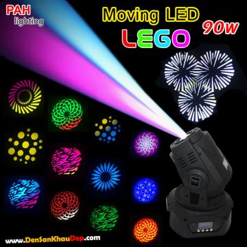 Moving LEGO 90W