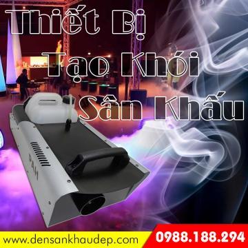 Thuê máy phun khói