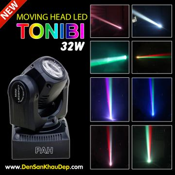 Moving head beam LED 32w