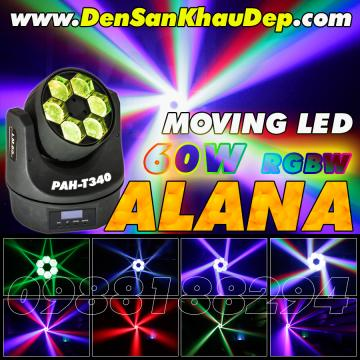 Moving Head LED 60W ALANA