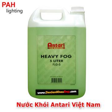 Dung dịch nước khói Antari Việt Nam