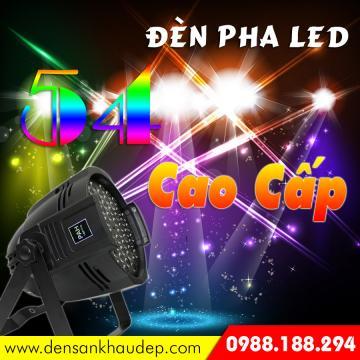 Thuê đèn Par LED 54