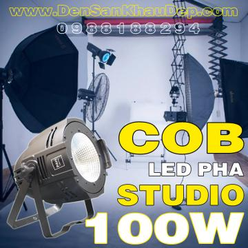Par LED COB 100W Warm White
