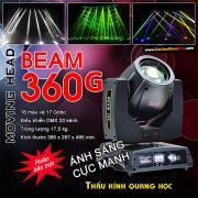 Đèn sân khấu Beam 360G công suất 200W