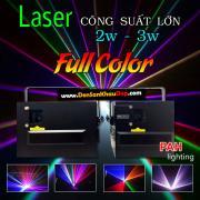 Đèn laser công suất lớn từ 2W và 3W