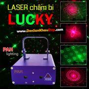Máy chiếu Laser Lucky quét nhiều hiệu ứng