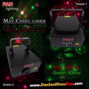 Máy chiếu Laser Galaxy 2 phiên bản 2 phong cách quét hình