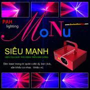 Máy chiếu laser 2 màu sắc Red Blue