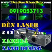 Đèn tia Laze 2 màu Green Blue trang trí Karaoke VIP
