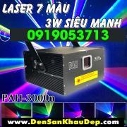 Đèn Laser Công Suất Lớn 3W Siêu Mạnh
