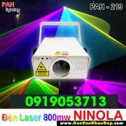 Đèn Laser Giá Rẻ Ninola 7 Màu Siêu Đẹp