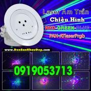 Đèn Trang Trí Laser Âm Trần siêu sáng