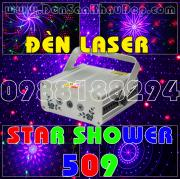 Đèn Laser Star Shower 509RGB trang trí phòng hát Karaoke