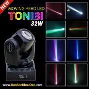 Đèn moving head beam LED 32w TONIBI