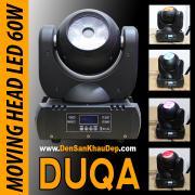 Đèn moving head LED 60W Beam DUQA