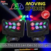 Đèn moving head LED Spider siêu sáng